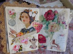 .Teacup and Roses by Vilmus