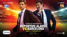 Deportivo Alaves vs Barcelona