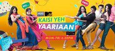 MTV Kaisi Yeh Yaariyan 10 November 2015 MTV Full MD Video,Indian Drama MTV Kaisi Yeh Yaariyan clipscort,MTV Kaisi Yeh Yaariyan 10 November 2015 Watch Online in Quality Videos clipscort,MTV Kaisi Yeh Yaariyan 010 November