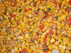 Southern Fried Corn Recipe