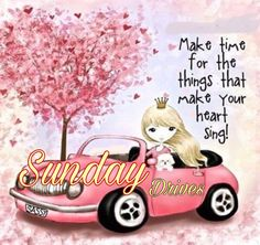 Make Time, How To Make, Your Heart, Singing, Sunday, Make It Yourself