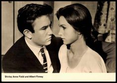 A personal favorite from my Etsy shop https://www.etsy.com/listing/494270511/near-mint-actors-albert-finney-shirley