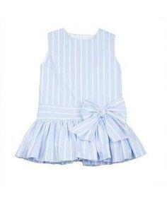 Frocks For Girls, Kids Frocks, Little Dresses, Little Girl Dresses, Cute Dresses, Girls Dresses, Little Girl Fashion, Kids Fashion, Baby Dress Patterns