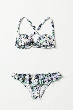 Tallow tropical bikini//