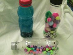 sensory bottles | Learning Pavilion