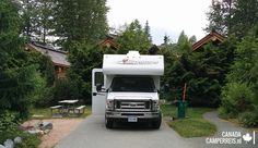 Riverside Resort Whistler Riverside Resort, Whistler, Resorts, Recreational Vehicles, Canada, Camping, Campsite, Beach Resorts, Vacation Places