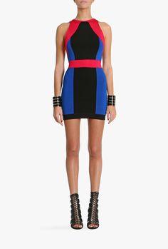 Balmain, Spring-Summer 2015, Women, Dresses Online Store