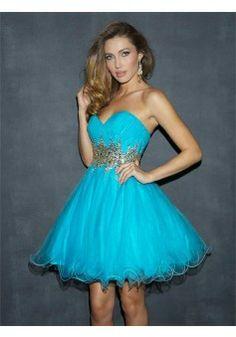 A-line Sweetheart Sleeveless Tulle Homecoming Dress/Short Prom Dresses With Rhinestone #BK169 - See more at: http://www.beckydress.com/prom-dresses/short-prom-dresses.html?p=4#sthash.KJRllJdi.dpuf