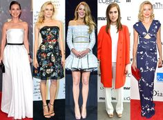 Who's your pick for best dressed this week? Natalie Portman, Diane Kruger, Blake Lively, Allison Williams, or Naomi Watts?