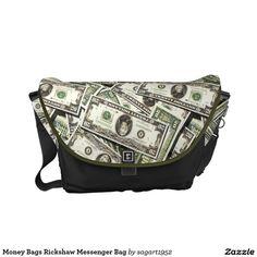 Money Bags Rickshaw Messenger Bag