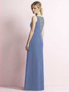 JY Jenny Yoo Bridesmaid Style JY507  Dress colour: larkspur, Lace colour: platinum