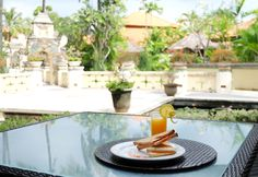 Nothing beat the smell of freshly baked bread at our Tanjung Terrace. Just a whiff, and your day is set to be a great one!    www.benoaresort.com #thetanjungbenoa #thetanjungbenoabeachresortbali #TheTAOBali #bali