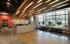 """The new office of """"E-bay – Gitti Gidiyor"""" which is one of the most important players of e-trade in global and local markets is located in My Office Building in Istanbul Atasehir"""