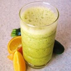 """Janie's Amazing Smoothie 
