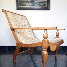 Plantation Chair, StoneHouse Artifacts.