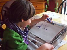 Love That Max: 10 ways to help kids with disabilities write and draw