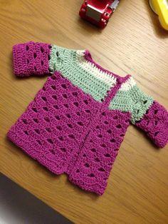 Ravelry: KirstenLouise1's Mini Moogly Sweater