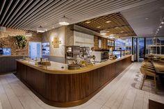 Bread Etc cafe by Studio Yaron Tal, Shanghai – China