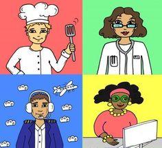 berufe Quiz, Comics, Boys, Fictional Characters, Baby Boys, Cartoons, Senior Boys, Fantasy Characters, Sons