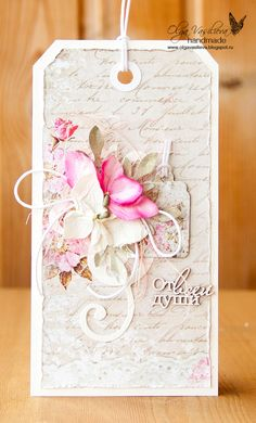 Scrap story ...: Tag for Sizzix