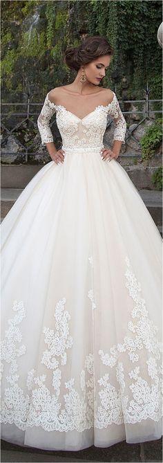 Unique 107 Best Long Sleeve Lace Wedding Dresses Inspirations https://bridalore.com/2017/12/30/107-best-long-sleeve-lace-wedding-dresses-inspirations/