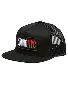 #5boro #Skateboards #NYC Logo Snapback #Hat $21.99