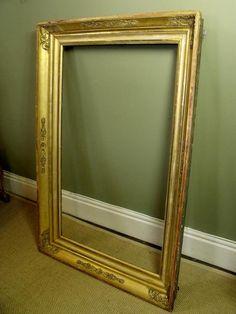 Antique Frames, Mirror, Antiques, Furniture, Home Decor, Antiquities, Antique Picture Frames, Antique, Decoration Home
