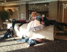 Photos - Bizarre Wedding Photos III