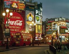 Postcard collection shows how different London looked in the 1960s – Metro Vintage London, Old London, London City, Asian History, British History, Tudor History, Funfair London, Coke, Dreamland Amusement Park