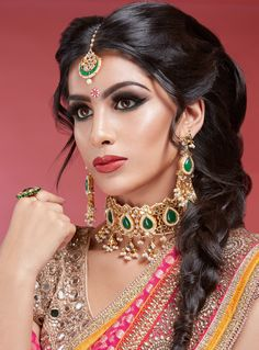 Makeup, Bridal, Hair