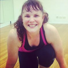 Day 25 | Something cute |  My fave gym instructor (takes my Zumba class) She is SO much fun!