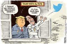 Editorial Cartoon by Rick McKee found on theweek.com