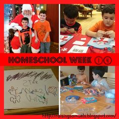 Raising Samuels Homeschool: Homeschool Week 14