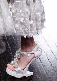 Alexander McQueen Fall 2012 SHOES