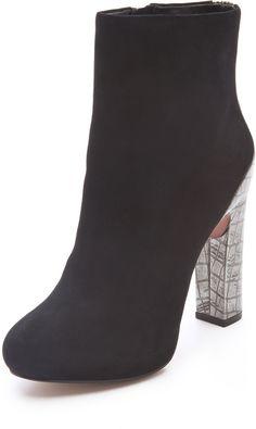 Tana High Heel Booties