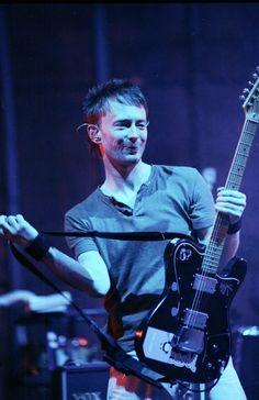 Thom Yorke - Radiohead - Smile