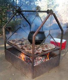 Santa Maria style   BBQ!
