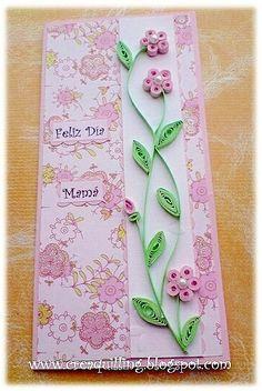 Estas fueron mis primeras tarjetas del Día de las madres en Chile. Puedes ver todas mis trajetas en mi primer blog haciendo click acá.   ...