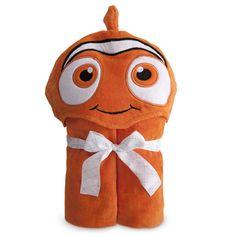 nemo towel onsie idea