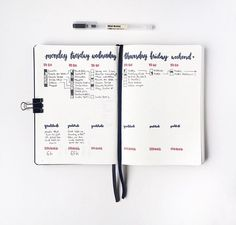 Likes, 64 Comments - Carina Let It Flow, Agenda Planner, Friday Weekend, Weekly Spread, Bullet Journal Inspo, Smash Book, Germany, Study, Scrapbook
