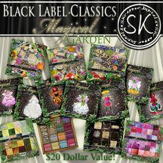 Black Label Classics - Magical Garden