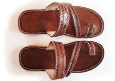 African sandals