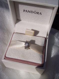 Pandora Her Majesty Clear CZ Authentic Bracelet by JEWELSELAGANT