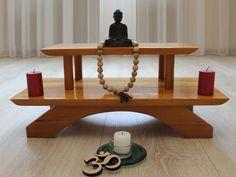 Discover recipes, home ideas, style inspiration and other ideas to try. Meditation Raumdekor, Meditation Room Decor, Meditation Practices, Home Yoga Room, Zen Room, Meditations Altar, Buddhist Shrine, Buddhist Wisdom, Buddhist Prayer
