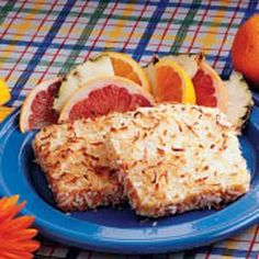 Coconut French Toast Recipe  you bake in on each side 5 min at 475