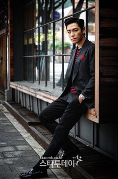 #TOP's INTERVIEW PHOTOS FOR 'TAZZA 2
