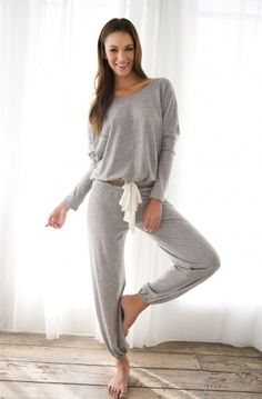 A CUP OF JO: sweet lounge wear.