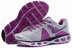 Nike Air Max Tailwind 4 Wmns Running Shoe 207359 001 Grey/Purple