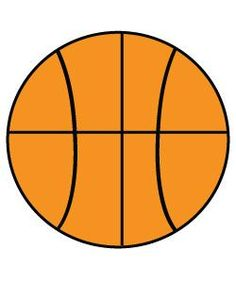free printable art basketball clip art vector clip art online rh pinterest com basketball clipart free printable basketball clipart free printable