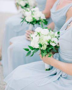 White Wedding Bouquets for Bridesmaids!  #weddingbouquet #bouquet #wedding #flowerdesign #flowerdecoration #bride #bridesmaid #flowers #weddingideas #corfu #νυφικομπουκετο #νυφικηανθοδεσμοι #παρανυφες #νυφη #μπουκετα #στολισμοςγαμου #γαμος #ιδεεςγαμου #λουλουδια #κερκυρα #rizosgarden Wedding Videos, Post Wedding, Start Tv, Corfu Holidays, Wedding Window, Wedding Flowers, Wedding Dresses, Beach Bars, Floral Bouquets
